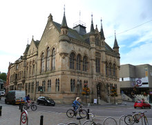 Inverness Town House, Inverness-shire © Dr Neil Clifton