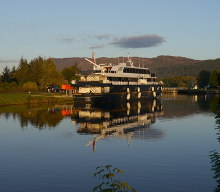 Fort Augustus, Lord of the Glens, at Fort Augustus, Inverness-shire © Craig Wallace